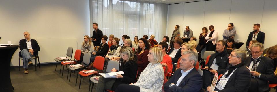 Groupe Socialiste du Parlement de Wallonie - Assurance autonomie: rencontre de terrain