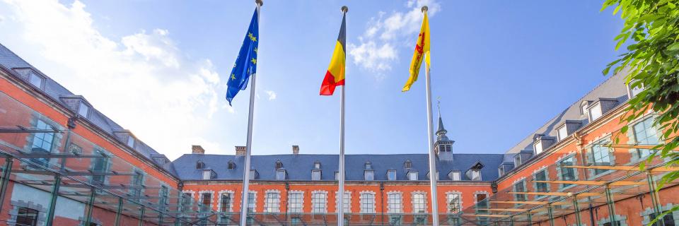 Groupe Socialiste du Parlement de Wallonie - Questions d'actu au Parlement de Wallonie du 24.01.18