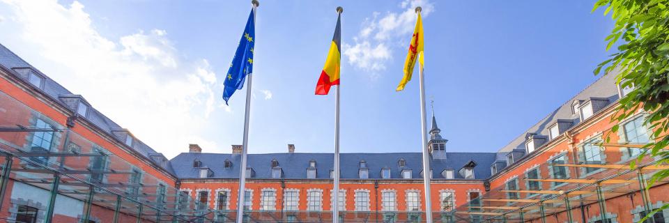 Groupe Socialiste du Parlement de Wallonie - Questions d'actu au Parlement de Wallonie du 28.03.18