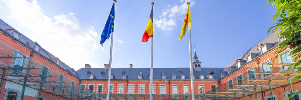 Groupe Socialiste du Parlement de Wallonie - Questions d'actu au Parlement de Wallonie du 09.05.2018