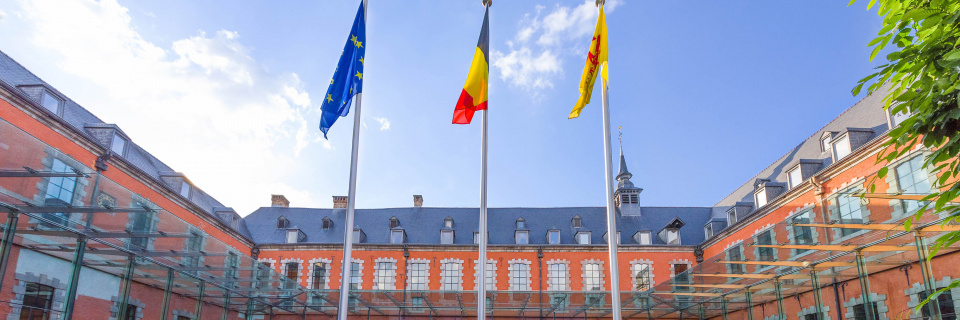 Groupe Socialiste du Parlement de Wallonie - Questions d'actu au Parlement de Wallonie du 05.09.2018