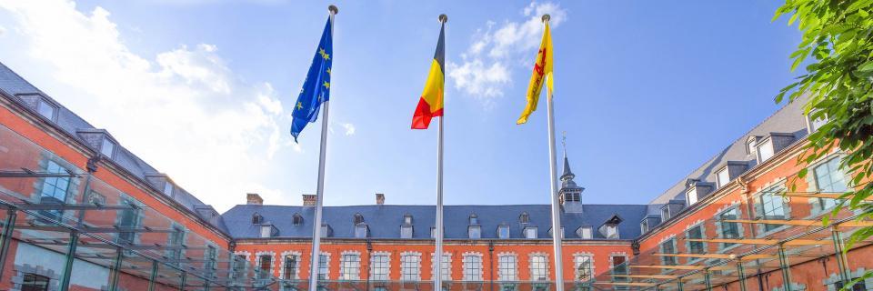 Groupe Socialiste du Parlement de Wallonie - Questions d'actu au Parlement de Wallonie du 09.10.2019