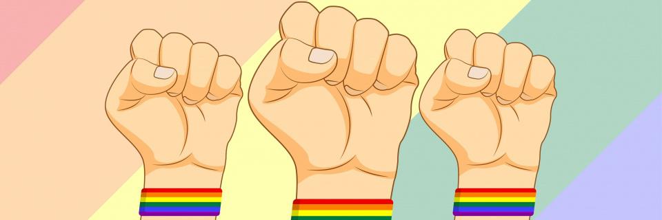 Groupe Socialiste du Parlement de Wallonie - La Wallonie doit devenir un Espace de liberté pour les LGBTQI+