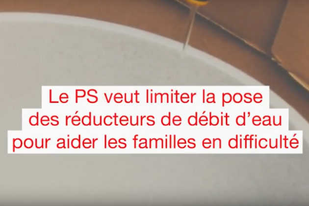 Groupe Socialiste du Parlement de Wallonie - Vidéo - Accès à l'eau pour tous : un combat permanent